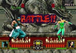 Revision: Battle Monsters (Saturn)