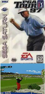 Revision: PGA Tour 97 (Saturn)