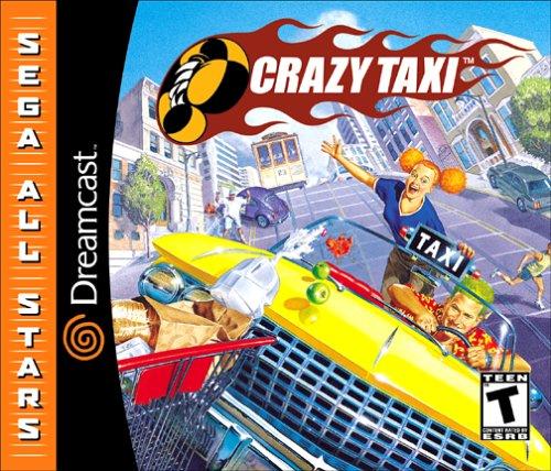 Revision: Crazy Taxi (Dreamcast)