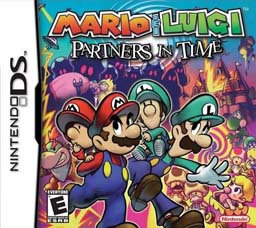 Reseña: Mario & Luigi: Partners in Time (2005, DS)