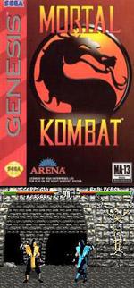 Revision Mortal Kombat (Genesis)