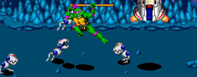 Teenage Mutant Ninja Turtles: The Hyperstone Heist (1992, Genesis)