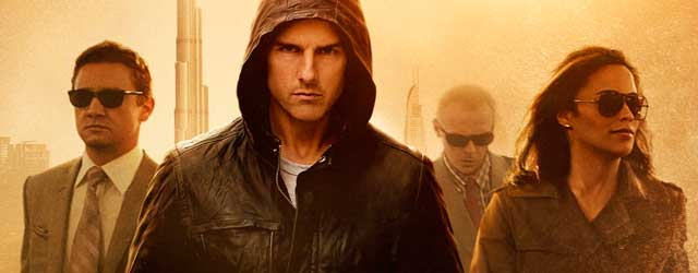 Mission Impossible: Ghost Protocol (2012)