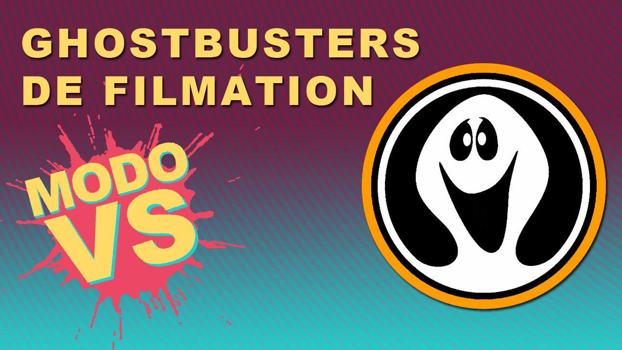 ¿De dónde salió Ghostbusters de Filmation?