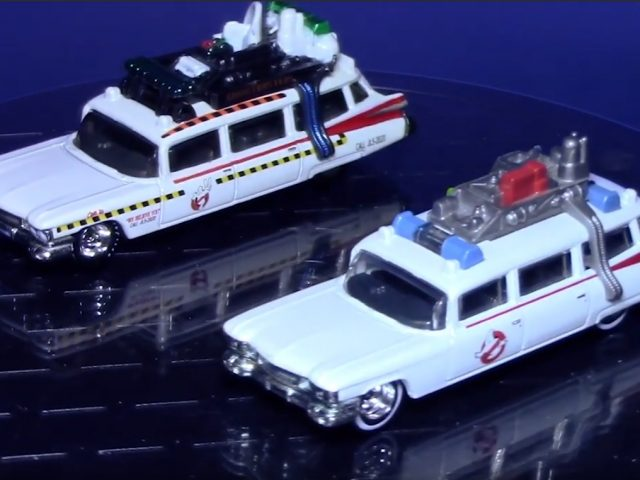 RESEÑA: Classic Ghostbusters 2 Pack (2017, Mattel Retro Entertainment)