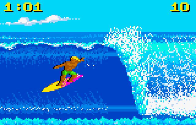 California Games (1989)