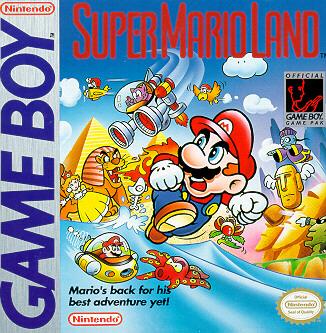 Reseña: Super Mario Land (1989, Game Boy)