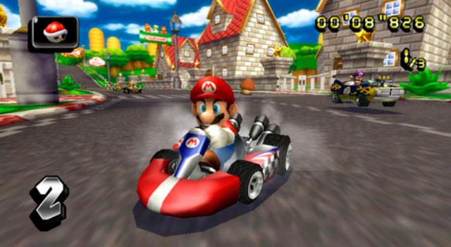 Mario Kart Wii (2008, Wii)