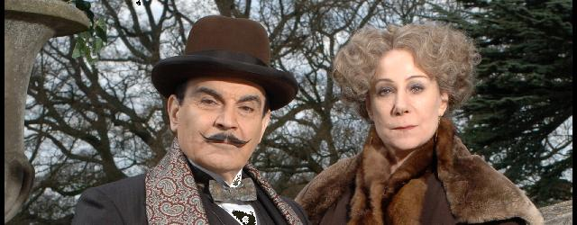 """Agatha Christie's Poirot XI: """"Third Girl"""" y """"Appointment with Death"""""""