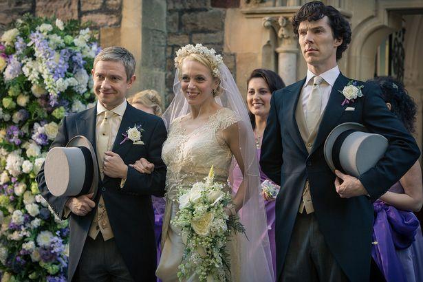 Sherlock Serie 3 (2014)
