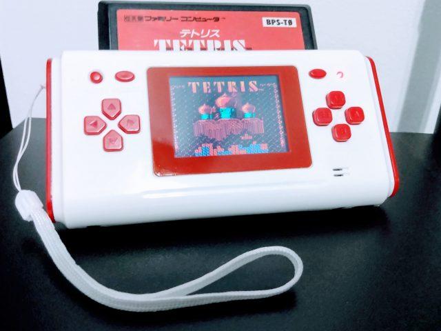 RESEÑA: Fei Hao BG-828, Famicom Portátil
